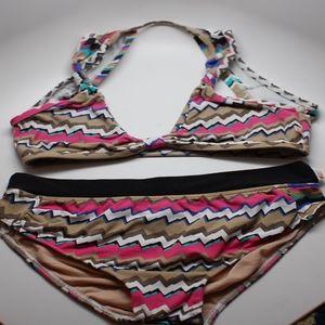 Shakti Activewear Yoga Bra & Bikini Set